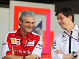 Wolff eager for Ferrari to rekindle form