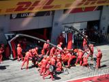 Ferrari suffers radio silence over Vettel pit stop