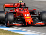 Leclerc the man to beat, Mercedes going backwards: German GP FP3 Results