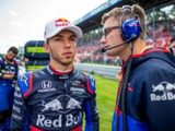 Toro Rosso Head to Singapore 'In A Positive Frame of Mind' - Pierre Gasly