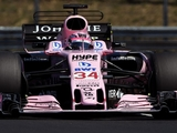 Mazepin gets tyre test run with Force India