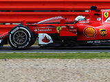 Vettel debuts Shield at Silverstone