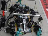 Mercedes' Chinese GP double-stack pit stop was Wolff's idea