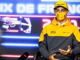F1 driver Lando Norris sets a new goal for England's Mason Mount