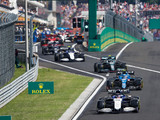 Russell saw the 'reward' in pit-lane queue-jump