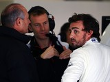 "Alonso ""frustrated"" by failure to get McLaren into Q3 at Chinese GP"