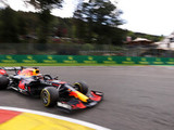 Mixed fortunes for Verstappen in FP2