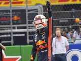 Verstappen takes surprise F1 Mexican GP pole after Bottas crashes