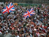 At-risk F1 British GP at Silverstone tops 2018 fan turnout figures