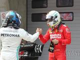 Bottas names Vettel as biggest threat to Mercedes