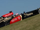 Kovalainen delivers in his first qualifying for Lotus