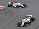 Ericsson gets Chinese GP penalty for incident involving Leclerc