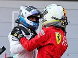 Bottas 'laughing' at 2021 Mercedes rumours, claims Vettel ruled out