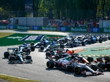F1 'not even thinking' about having sprints every round