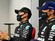 Wolff says Russell/Bottas rumours are 'nonsense'