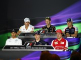 Abu Dhabi GP - Thursday press conference - Pt.1