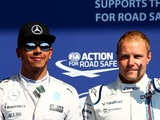 Bottas: I'll race very hard against Hamilton
