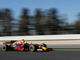 Barcelona Test Notes 07-03: Red Bull
