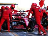 F1 to freeze development of pit stop equipment