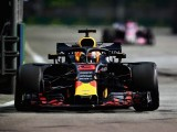 Ricciardo says that the Singapore GP was 'lost' in qualifying