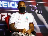 Hamilton relaxed over title picture, taking in long-term view