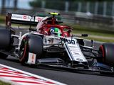 Antonio Giovinazzi handed three-place grid drop for impeding Lance Stroll in Q1