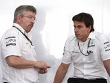 Brawn didn't trust Mercedes F1 chiefs Toto Wolff and Niki Lauda