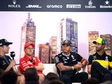 How drivers reacted to the cancellation of the Australian GP