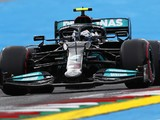 Mercedes summoned to stewards over Bottas FP2 pitlane spin