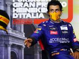 Sainz emotions torn after victory near-miss