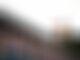 The German GP timetable