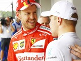 Sebastian Vettel 'chickened out' on final F1 qualifying lap in Brazil