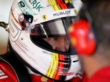 FP3: Vettel quickest as Vandoorne sees red