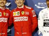 Leclerc announces himself as F1 star