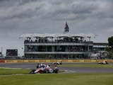 F1 support series to kick off British GP track action on Thursday