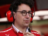 Ferrari's Mattia Binotto happy with the SF71H's performance