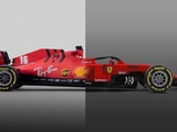Sliders: Compare the Ferrari SF90 and SF1000