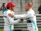 Bottas: I'm not cracking under pressure from Lewis
