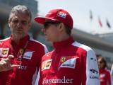 I expect confidence in Kimi to be rewarded Arrivabene