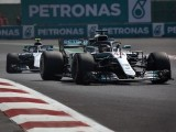 "Mercedes' Toto Wolff: ""We were nowhere on Friday but in the ballpark today"""