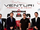 DiCaprio and Venturi complete Formula E grid