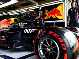 Verstappen compromised by turbo lag