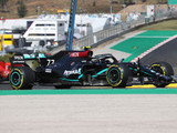Bottas sets FP3 pace as loose drain cover compromises qualifying sims