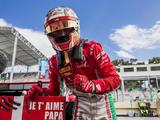 F1 hopeful Leclerc opens up over loss of father, Bianchi