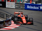 Button handed 15-place grid penalty in Monaco