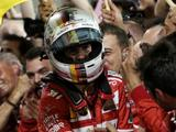 Sebastian Vettel voted Bahrain GP Driver of the Day