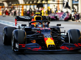 """Albon heading """"in the right direction"""" with """"more predictable"""" Red Bull"""