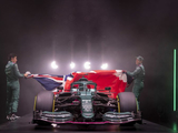 Szafnauer rules out 'pink panther' return as 'green suits Aston Martin'