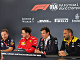 Australian GP: Friday Press Conference