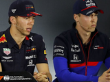 Kvyat quiet on Gasly replacement rumours